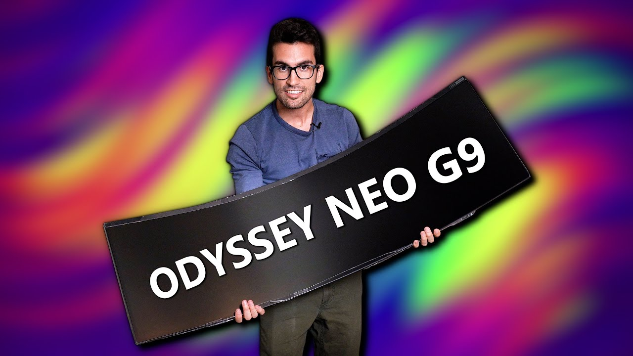Samsung Odyssey Neo G9: The ULTIMATE Ultrawide Gaming Monitor!