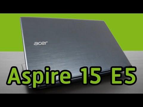 [Review] Acer Aspire 15 E5-553G-F1J2 ชิป FX-9800P+R8 M445 คุ้มค่า ระดับหมื่นกลาง เล่นเกมได้นะเธอว์