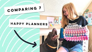 Which Happy Planner Should You Choose for School?