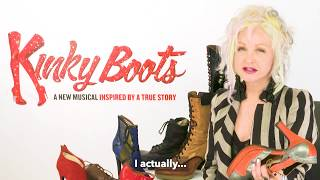 KINKY QUESTIONS with Cyndi Lauper