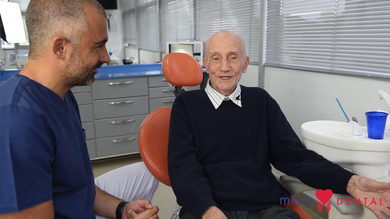 Implanturi Dentare Bucuresti, Testimonial pacient - Pareri Miko Dental by Dr. Serban Atanasiu