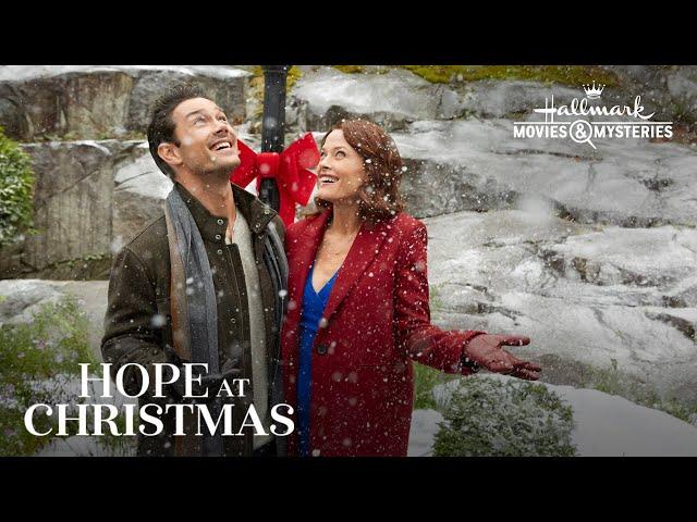 Hope at Christmas cast: Who plays who on Hallmark's festive