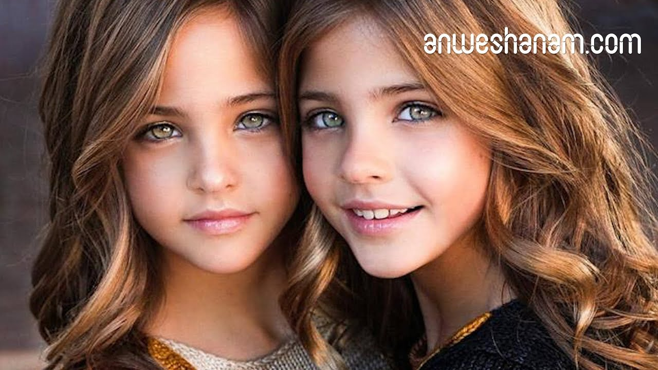 most beautiful twins in the world - HD 1400×980