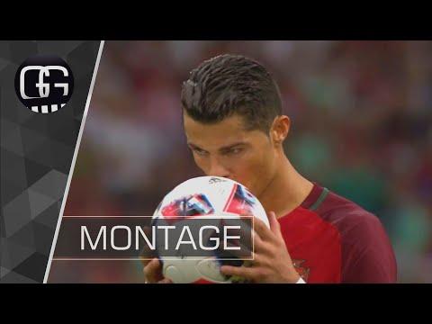 EURO 2016 Montage