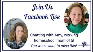 Interview with Amy Rock Your Homeschool (LIVE REPLAY)