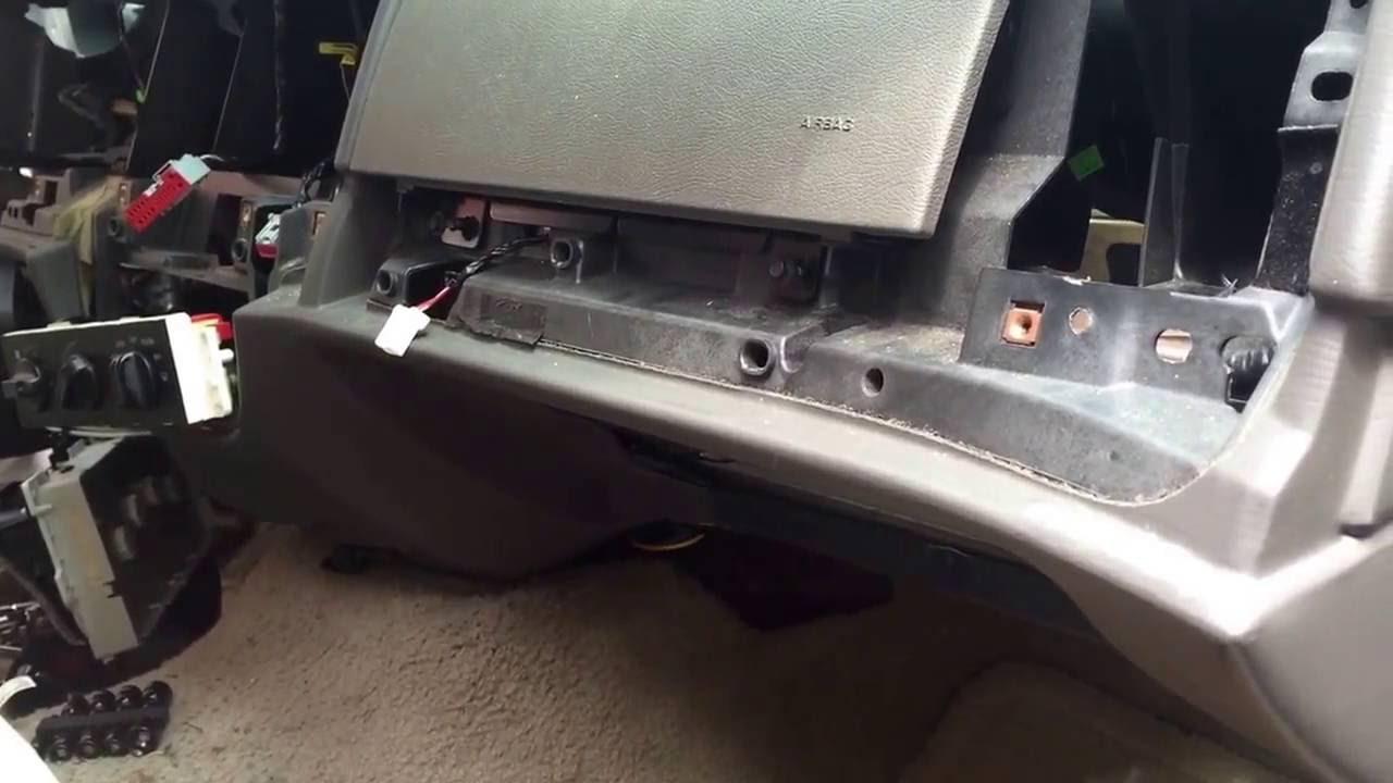 medium resolution of 2008 mercury temperature blend door actuator motor grand marquis crown victoria replacement shortcut