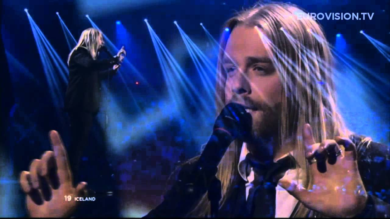 Eythor Ingi - Ég Á Líf (Iceland) - LIVE - 2013 Grand Final