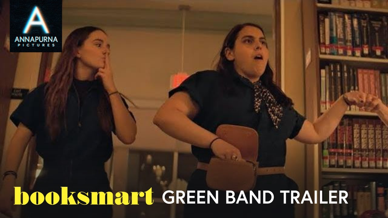BOOKSMART | Official Green Band Trailer