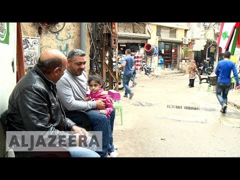 Palestinian refugees in Lebanon denied many rights