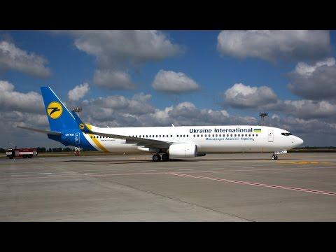 Перелёт Анталия - Львов (AYT - LWO) Boeing 737-900 МАУ (UIA)