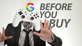 Google Stadia - Before You Buy (Video Game Video Review)