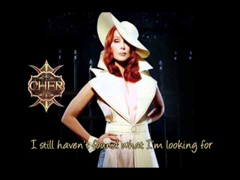 I Still Haven't Found What I'm Looking For Live - Cher
