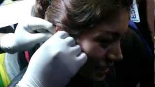 Annie piercing tragus