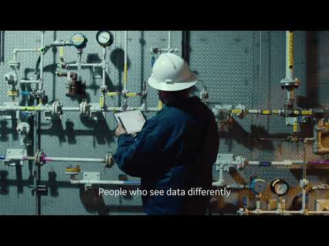 People who see data differently | GE Digital