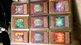 yugioh trade binder 7/29/11 Thumbnail
