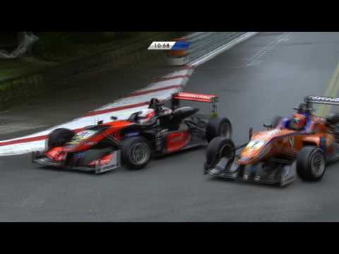 FIA Formula 3 European Championship - 2016 Race of Pau - Race 3 Highlights (Extended)