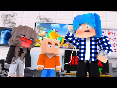 JE RETROUVE MANON ET DIEGO MAIS ILS NE ME RECONNAISSENT PAS !   Minecraft RP Famille