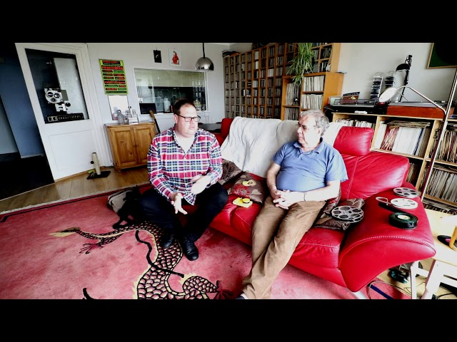 VLOG #2 Simon & Allen Chat Film Gauges with our guest Allen