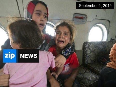 Iraq Military Reaches Amerli - September 1, 2014