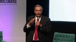 Vicente Fox, ex Presidente de México, conferencia completa en los Spin Doctors 2015