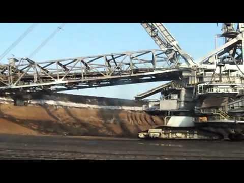 Open-cast mining Garzweiler (Tagebau) in Germany.mp4