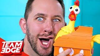 Chicken Roulette Challenge!!