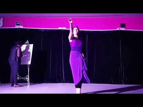 Rakiya The Artist - Ecole de danse Arabesque - Cabaret d'Art