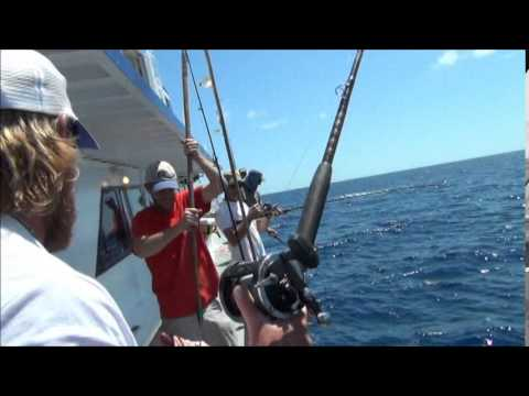 Hubbard's Marina Presents Going South To Fight The Big Boys! Book At Http://www.HubbardsMarina.com