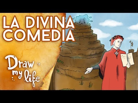 summary-of-the-devine-comedy-from-dante---draw-my-life