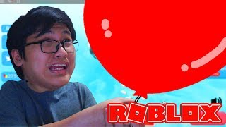 FLY using the BIGGEST BALLOON in ROBLOX!!! -Roblox Indonesia