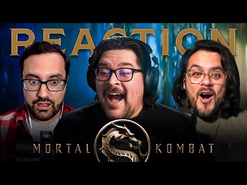 Mortal Kombat - Official Reaction - Heroes Reforged