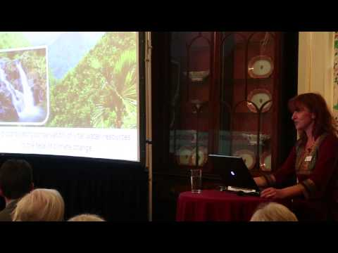Conserving the Caribbean with Dr Jenny Daltry - FFI Conservation Circle Dinner 2015