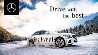 Mercedes-Benz Driving Events 2020 - Drive With the Best