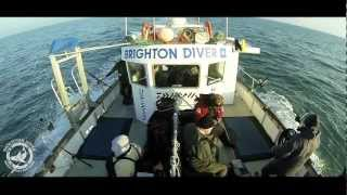 Brighton Diver Pollack Fishing