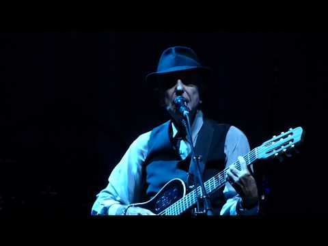 Leonard Cohen, Ghent, Aug 12 2012 - Crazy To Love You