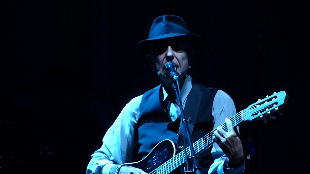 Download Leonard Cohen, Ghent, Aug 12 2012 - Crazy To Love You