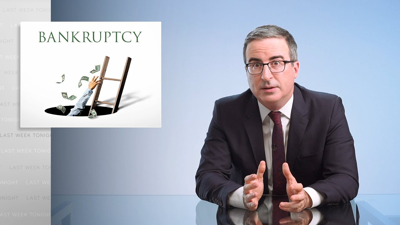 Bankruptcy: Last Week Tonight with John Oliver (HBO)