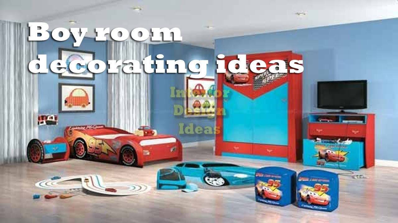 Boy Room Decorating Ideas   Affordable Kids Room Decorating Ideas   YouTube
