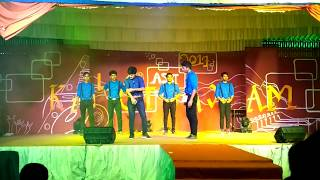 Gambar cover Awesome dance performance @ Amrita School of Biotechnology| S2 Bsc BT 2016-19
