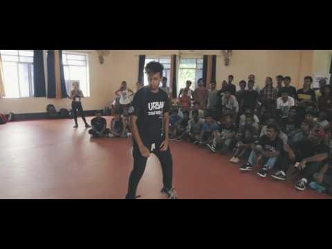 Vineet Poppin | Nucleya | BASS Rani - Aaja feat Avneet Khurmi & Guri Gangsta | Showcase |UDW4| PUNE