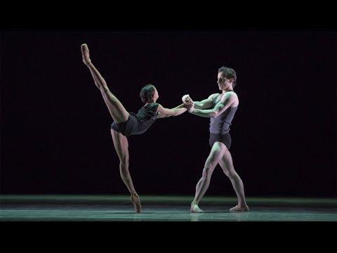 The Royal Ballet rehearse Infra