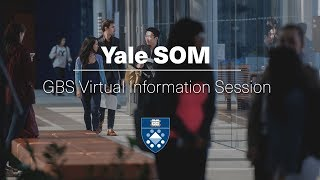 GBS Virtual Information Session 9-26-19