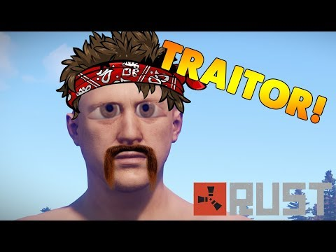 MAKING A TRAITOR QUIT THE GAME | RUST thumbnail