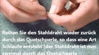 Schmuck herstellen - DIY Projekt 10: Ein DoubleBeads Mix & Match Strang herstellen Thumbnail
