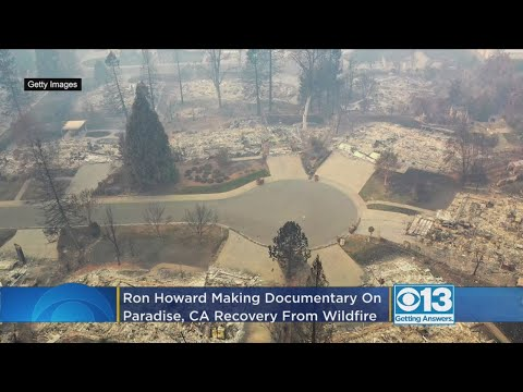 Mazzy - Ron Howard Films A Documentary About Paradise Fire