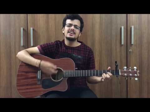 Tujhe Kitna Chahne Lage Song Acoustic Guitar Cover And Chords