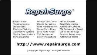 Chevrolet Caprice Repair Manual / Service Info Download 1990, 1991, 1992, 1993, 1994, 1995, 1996