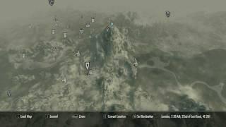 Skyrim   How to get to High Hrothgar