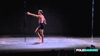 Alex Shchukin - Copenhagen Pole Competition 2014