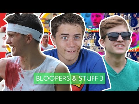 Bloopers and Stuff 3 - Three Amigos Comedy